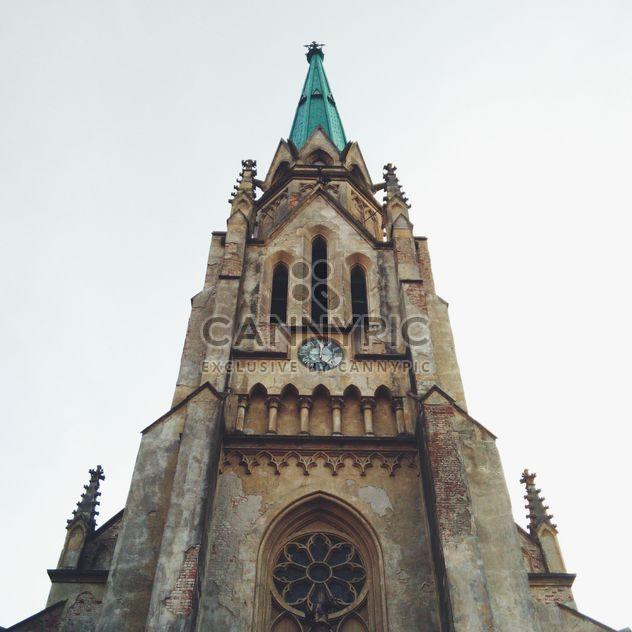 Une ancienne église de Chernitsy - image gratuit(e) #272291