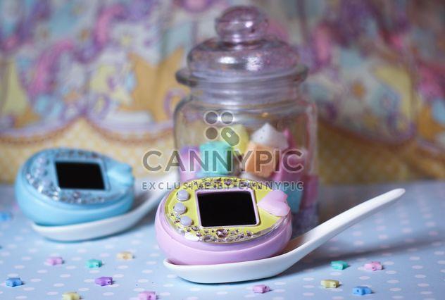 Tamagotchi in glitter - Kostenloses image #273001