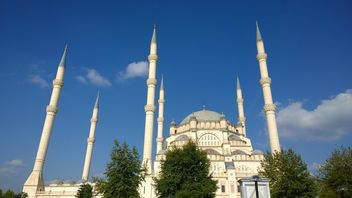 Sabanci Central Mosque - image #273021 gratis