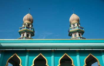 Two Mosque minarets - image #273051 gratis