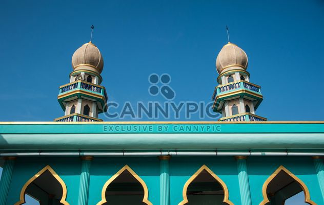 Two Mosque minarets - Free image #273051