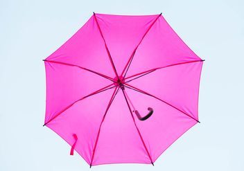Pink umbrella hanging - бесплатный image #273071