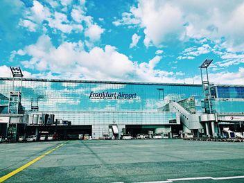 Frankfurt Airport - Kostenloses image #273111