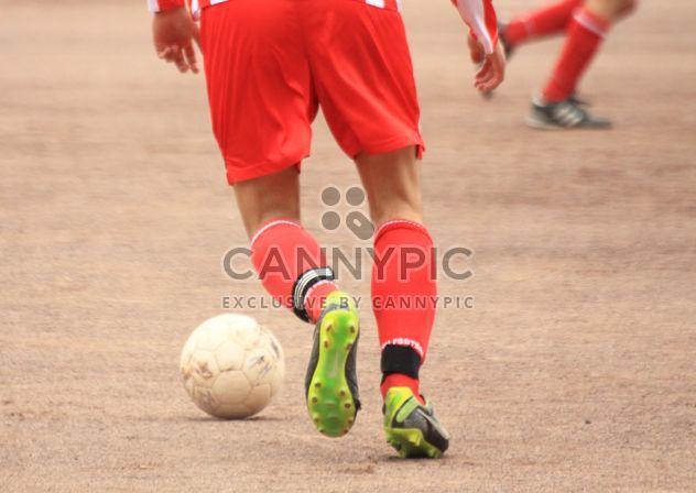Fußball-Spieler - Kostenloses image #273701