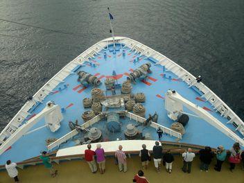 Cruise Ship Deck - бесплатный image #273751
