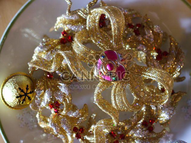 Christmas tinsel - Free image #273851