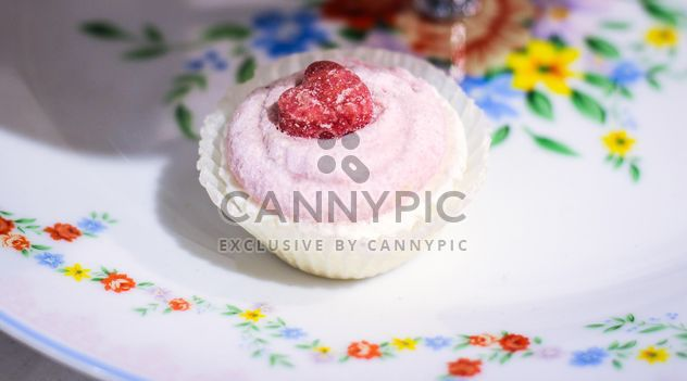 Cupcake de San Valentín - image #273881 gratis