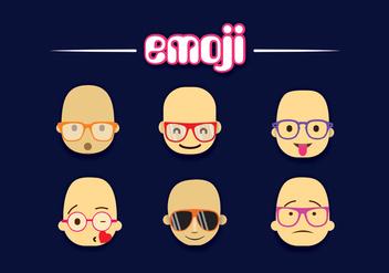 Creative Emoji - Free vector #274431