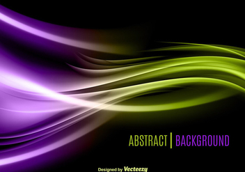 Abstract wave - Free vector #274591