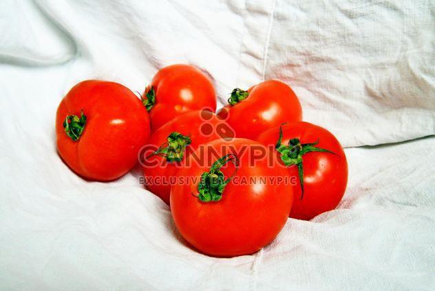 Six Tomatoes - Free image #274831