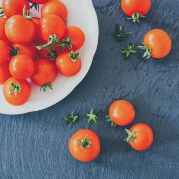 Yummy red tomatoes - image #274841 gratis