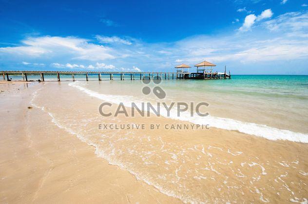 Beach in Koh Mak - image #275081 gratis