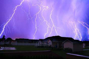 Lightning Show - Free image #276511