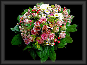 a flower-bouquet for you - бесплатный image #278961