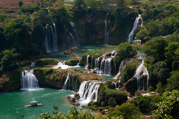 Detian-Waterfall-China-109 - Kostenloses image #284191