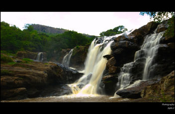 Thoovanam Waterfalls - бесплатный image #284291