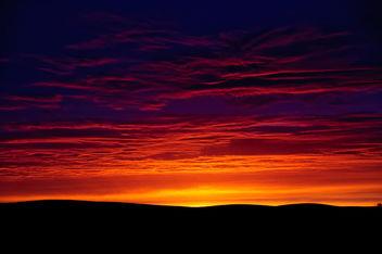 Prairie Sunset - Free image #284481