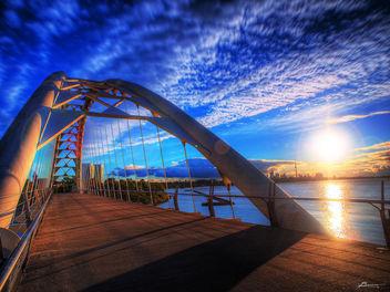 toronto sunrise - Free image #284511