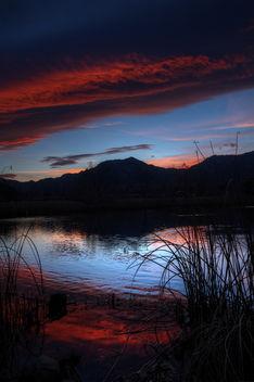 Boulder Sunset - Kostenloses image #284761