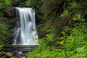 Upper North Falls - Free image #285161