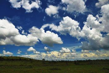 Mega Clouds! - image gratuit #286231