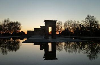 Templo de Debod - Free image #286881