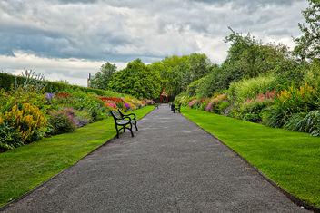 Belfast Botanic Gardens - HDR - image gratuit(e) #286951