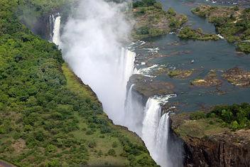 Victoria Falls - image gratuit(e) #287851