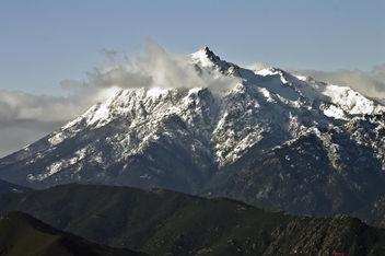 la Corse en hiver le monte doro - Free image #287881