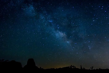 Milky Way @ Joshua Tree National Park - Kostenloses image #288241