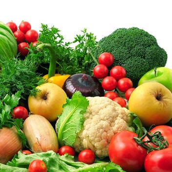 Frutas e Vegetais - Free image #288471