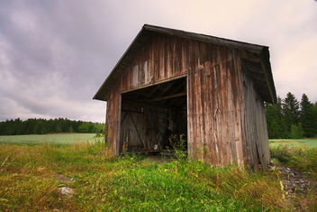 Old Shed - image gratuit #288841