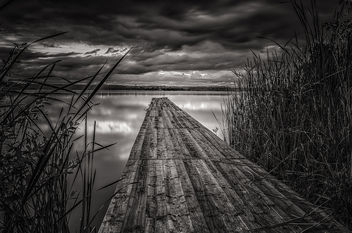 Lake... - Free image #288971
