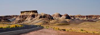 Desert road IV - Free image #290101
