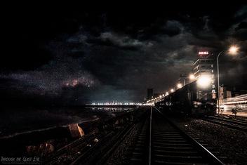 Urban stargazing - image gratuit #291711