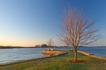 Casino Island Sunset - HDR - Free image #291861