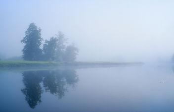 Blue Fog - image gratuit #293051