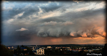 A wall cloud... - Free image #293091
