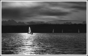 White Sail - Kostenloses image #293531