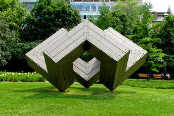 A strange structure - Free image #293681