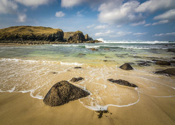 Dalbeg Beach (new edit) - Free image #294751