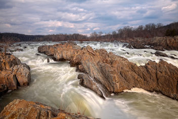 Great Falls - HDR - Free image #295071
