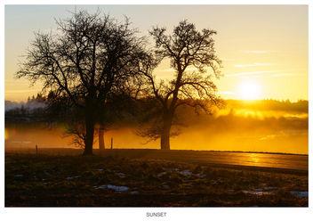 SUNSET - Free image #295601