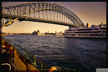 bridge dusk 2015 - Kostenloses image #295861