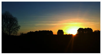 Sunset - Kostenloses image #295941