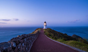 The Lighthouse - Cape Reinga - image gratuit #296101