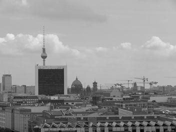 Berlin skyline - Free image #296431