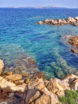 Sardegna, Sardinia, Baja Sardinia, seascape - Kostenloses image #297481