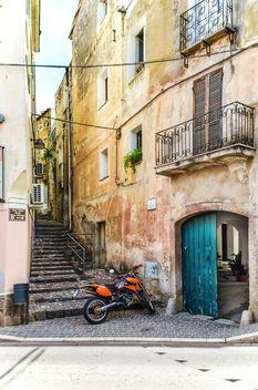 View of Sardegna, Sardinia, Dorgali - Free image #297491