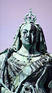 Queen Victoria, Lancaster - Free image #298801